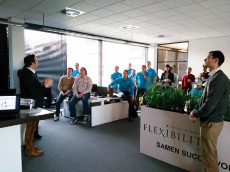 VMI-Group winner of the Benelux Roundtable Challenge