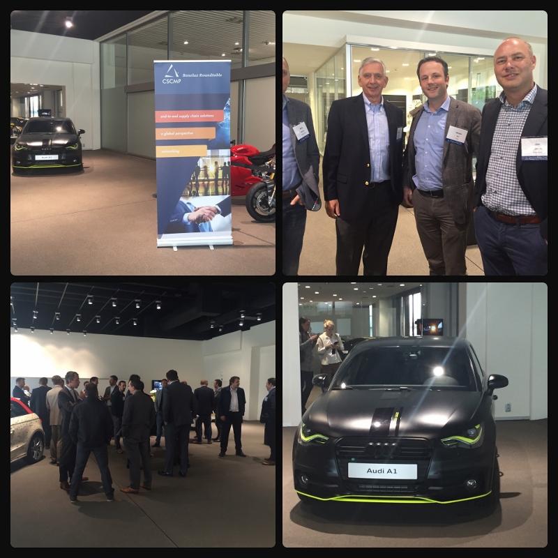 Event Report Audi – Unilever event