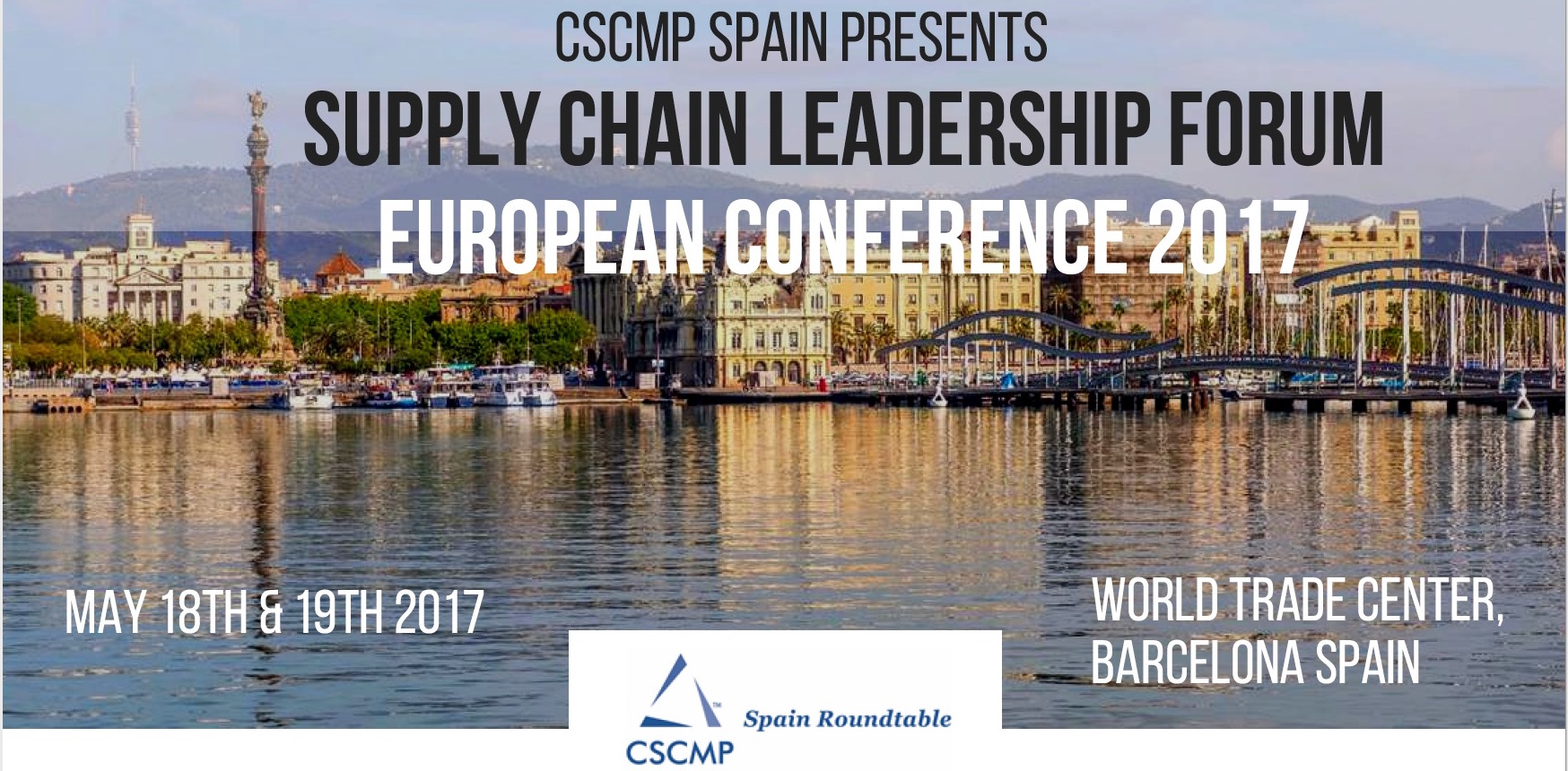 Supply Chain Leadership Forum European Conference 2017