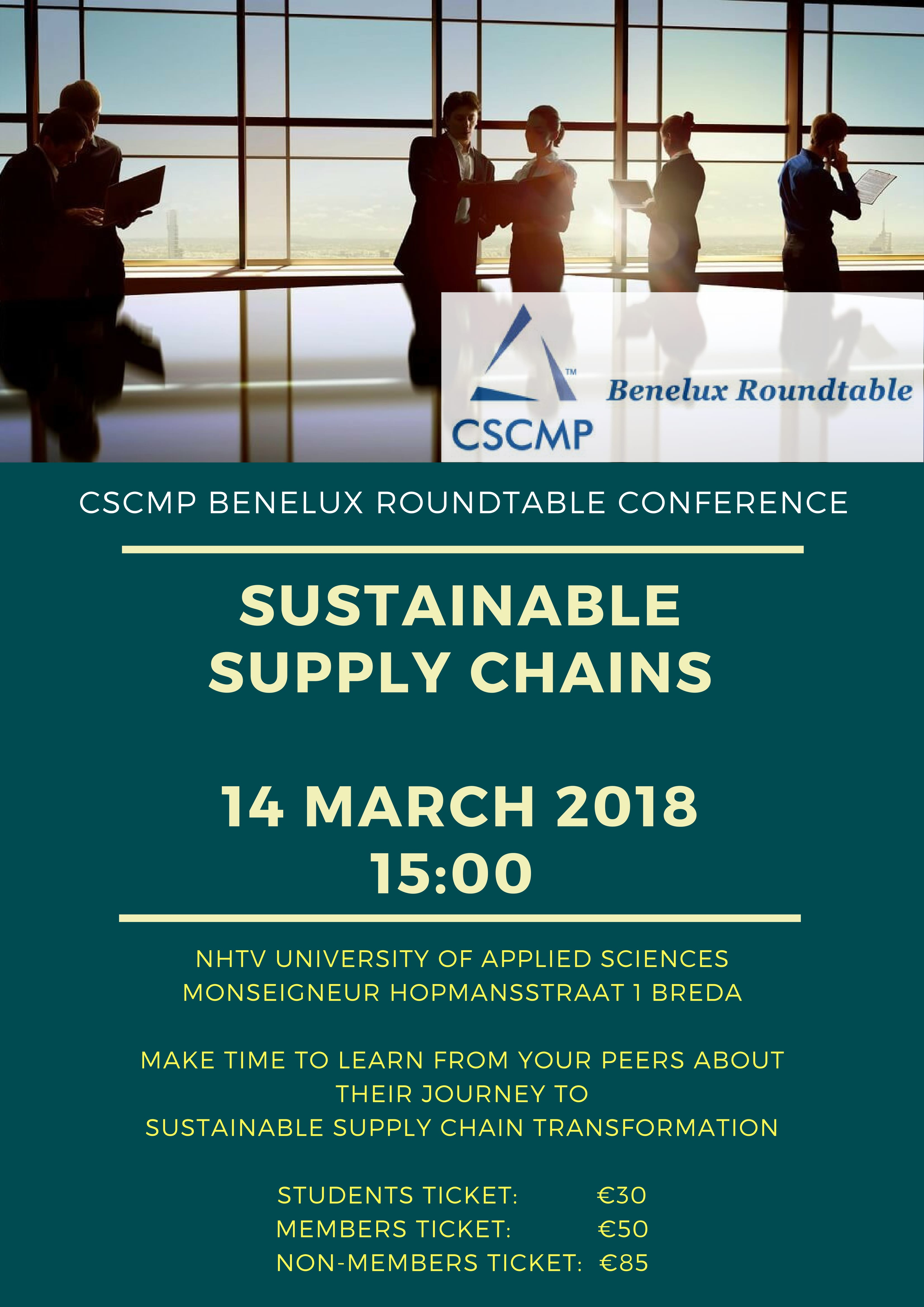 Sustainable Supply Chains Conference