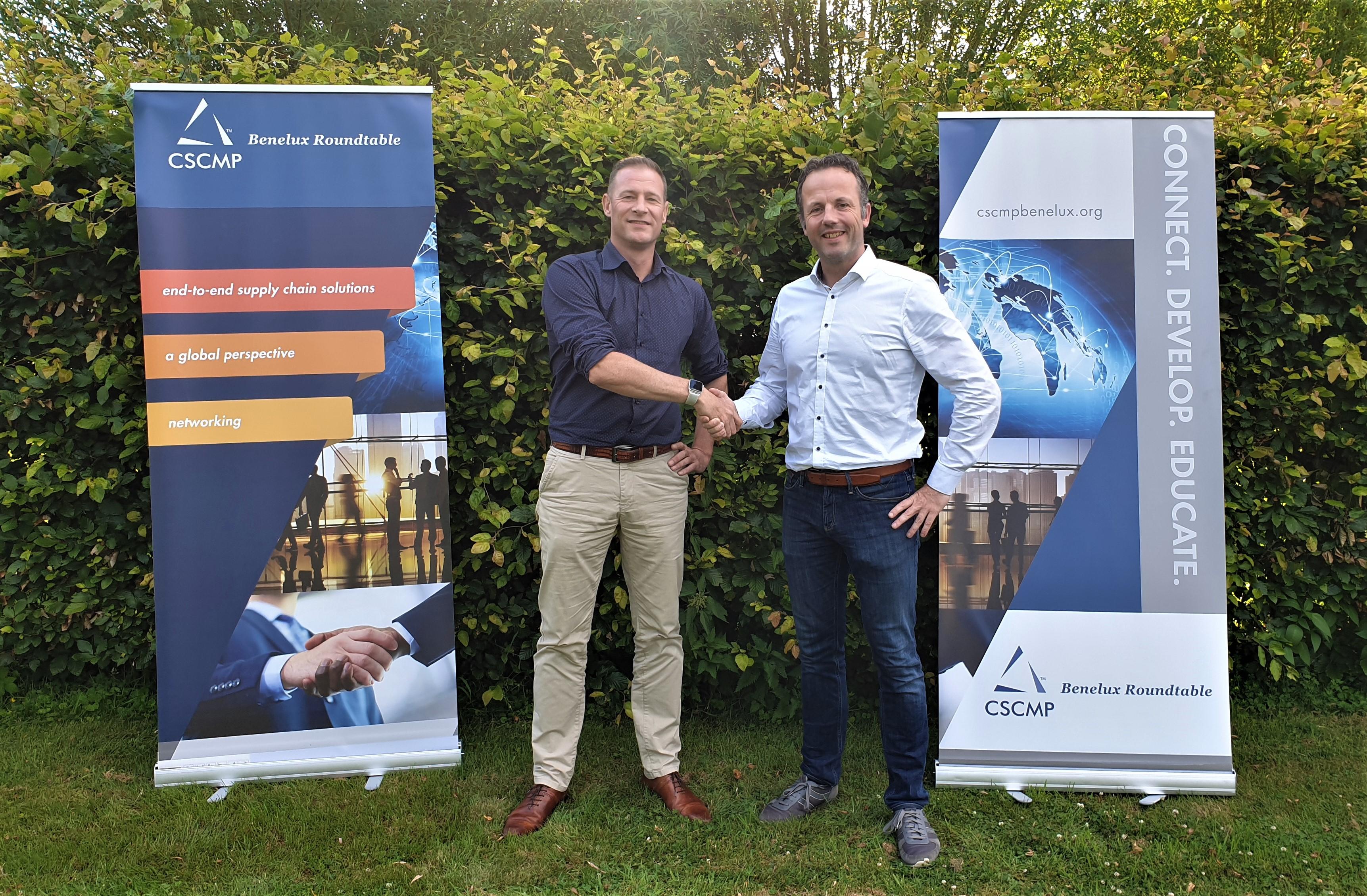 CSCMP Benelux announces new 2019-2021 President